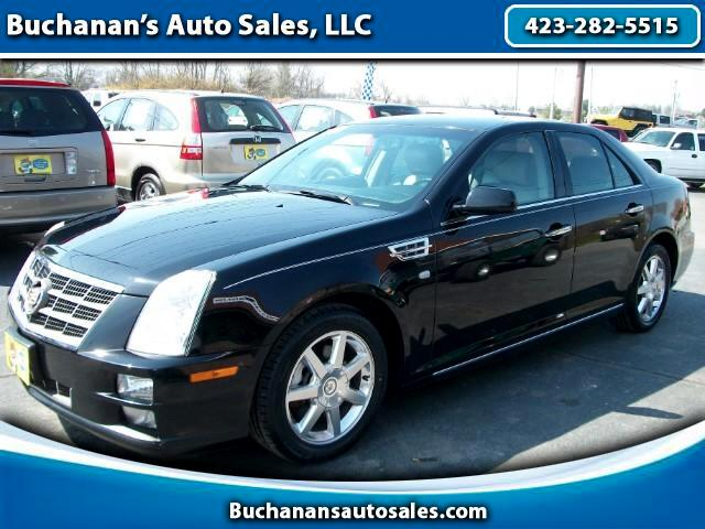 2011 Cadillac STS V6