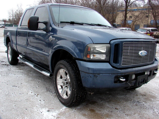 2007 Ford F-250 SD Crew Cab Short Bed Harley Davidson