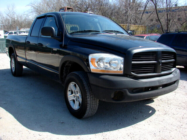 2006 Dodge Ram 1500 Laramie Quad Cab Long Bed 4WD