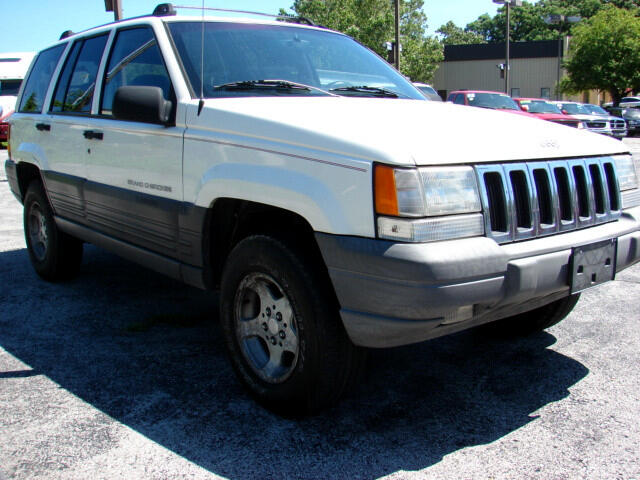 1997 Jeep Grand Cherokee Laredo 4WD