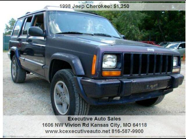 1998 Jeep Cherokee 4-Door 4WD