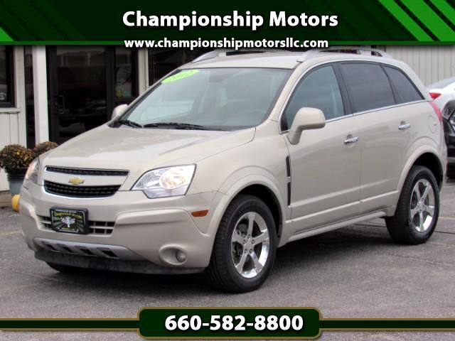 2012 Chevrolet Captiva Sport 1LT FWD
