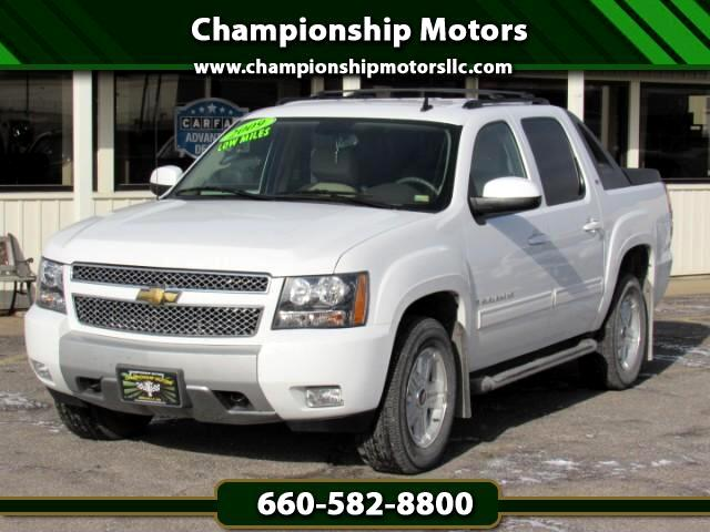 2009 Chevrolet Avalanche LT2 4WD
