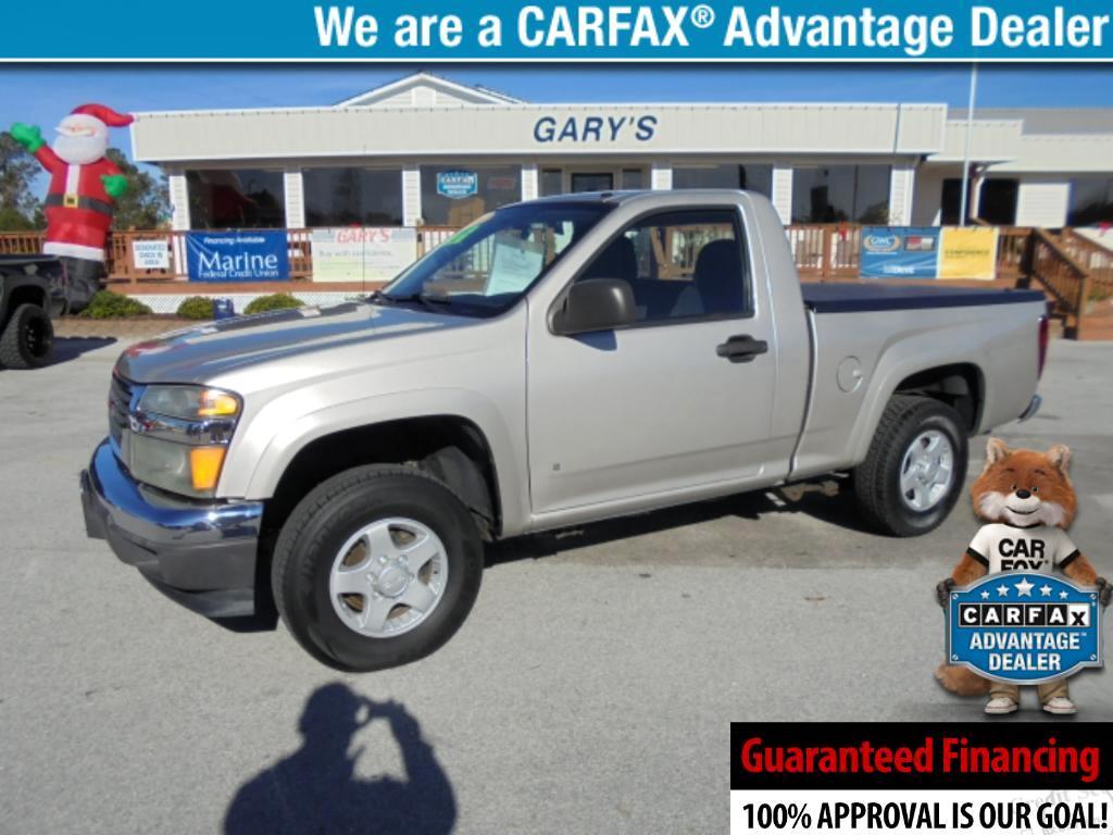 2007 GMC Canyon SLE-1 4WD