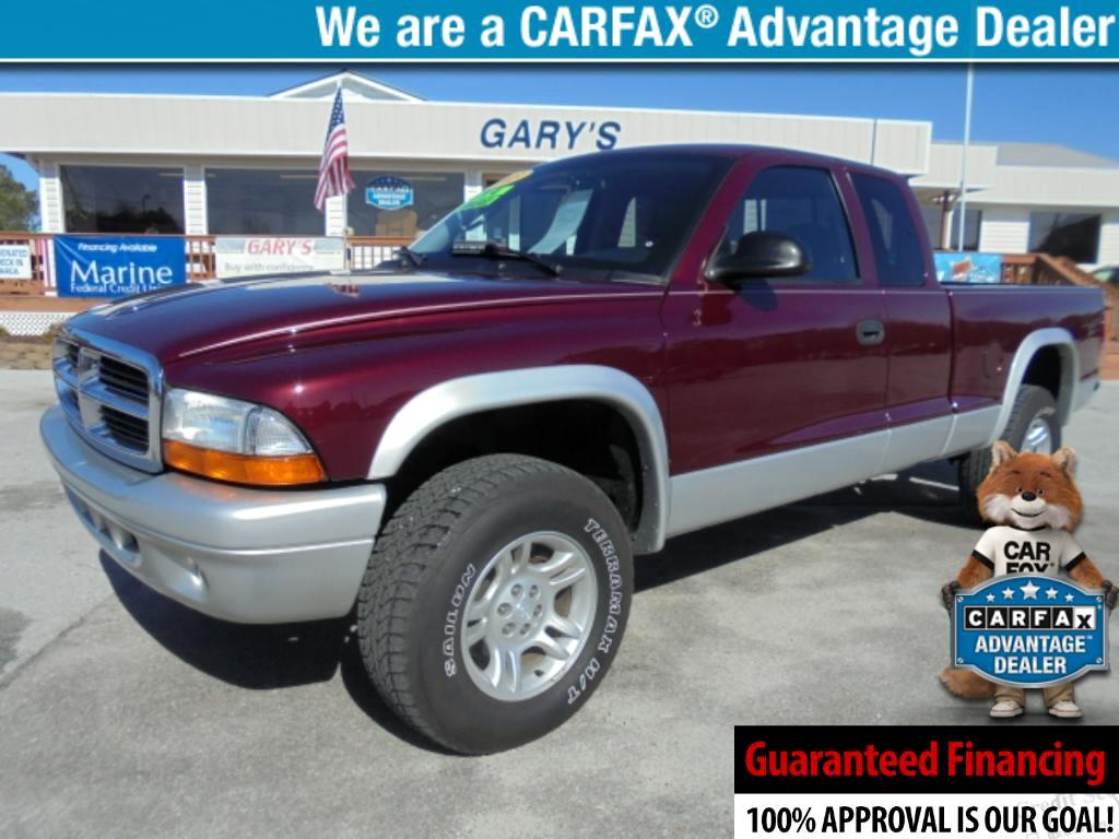 2003 Dodge Dakota SLT Plus Club Cab 4WD