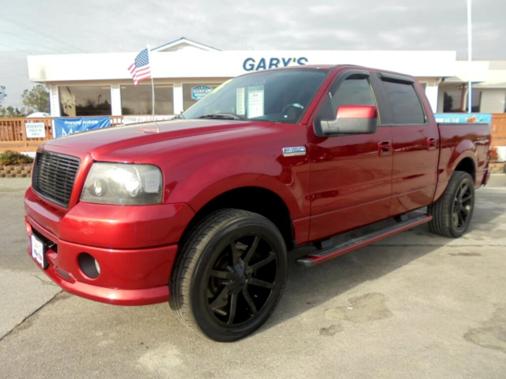 2008 Ford F-150 FX2 SuperCrew 5.5-ft. Bed 2WD