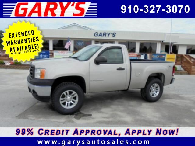 2008 GMC Sierra 1500 Work Truck Std. Box 4WD