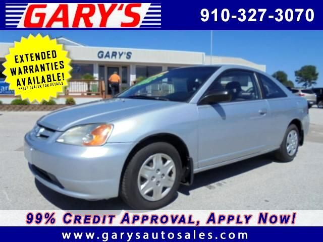 2003 Honda Civic LX coupe 4-spd AT