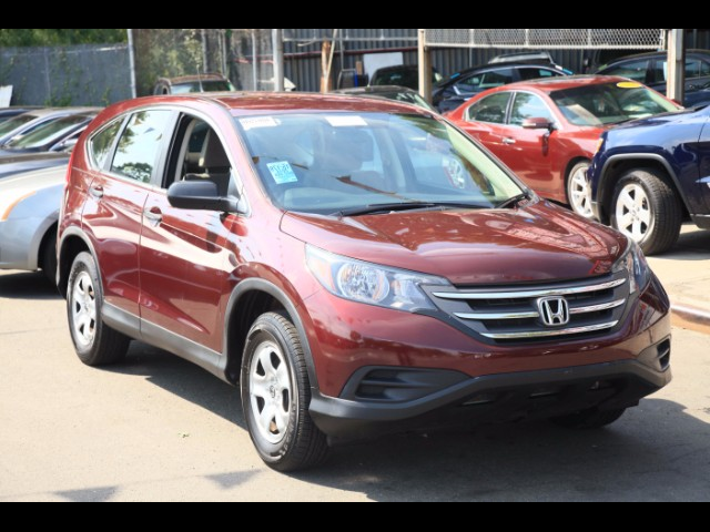 2014 Honda CR-V LX 2WD 5-Speed AT