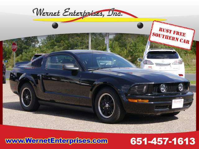 2006 Ford Mustang V6 Premium GT