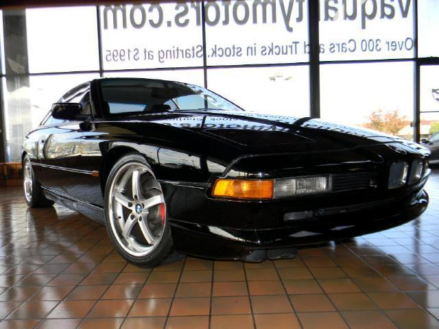 1996 BMW 8-Series 850Ci