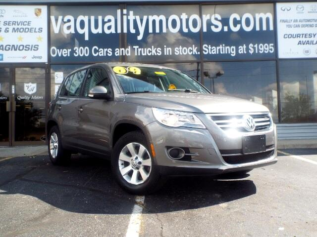 used 2009 volkswagen tiguan for sale in louisville ky