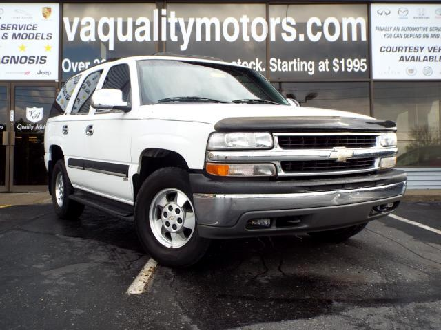 used 2001 chevrolet tahoe for sale in louisville ky 40291