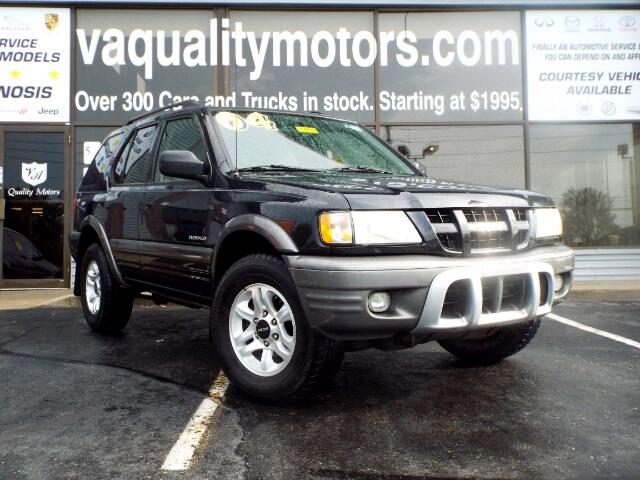 Used 2004 isuzu rodeo for sale in louisville ky 40291 va for Car city motors louisville ky