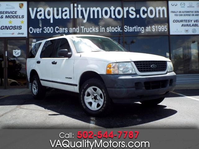 2004 Ford Explorer XLS Sport 4.0L 4WD