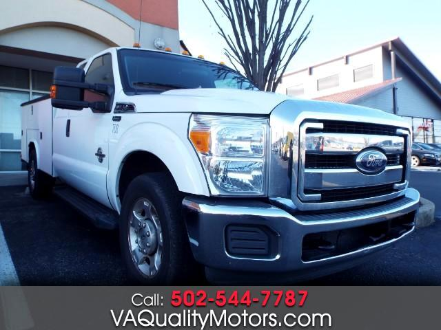 2011 Ford F-350 SD Lariat SuperCab Long Bed 2WD