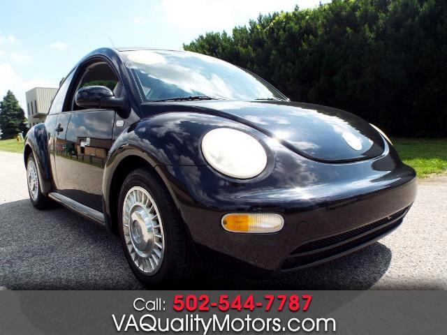 2003 Volkswagen New Beetle GL 2.0L