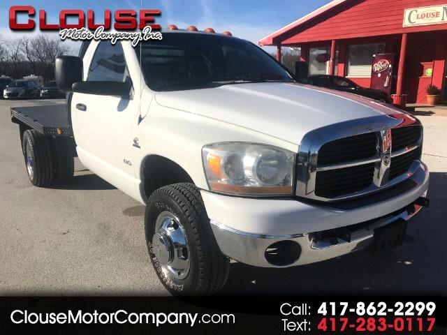 2006 Dodge Ram 3500 Regular Cab 4WD