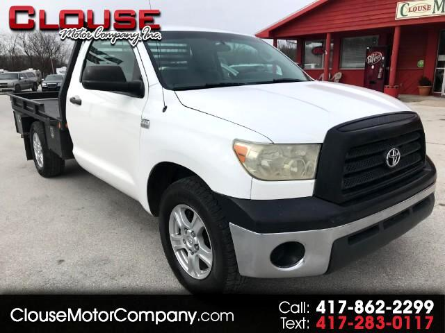 2008 Toyota Tundra Base 4.7L Long Bed 4WD