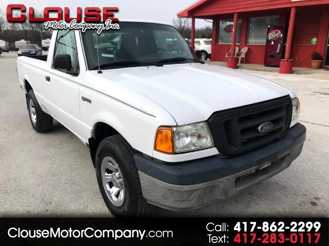 2005 Ford Ranger XL 4WD