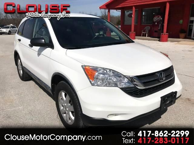 2011 Honda CR-V SE 4WD 5-Speed AT