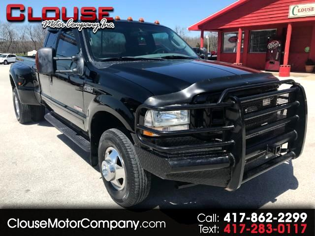 2003 Ford F-350 SD XLT SuperCab Long Bed 4WD DRW