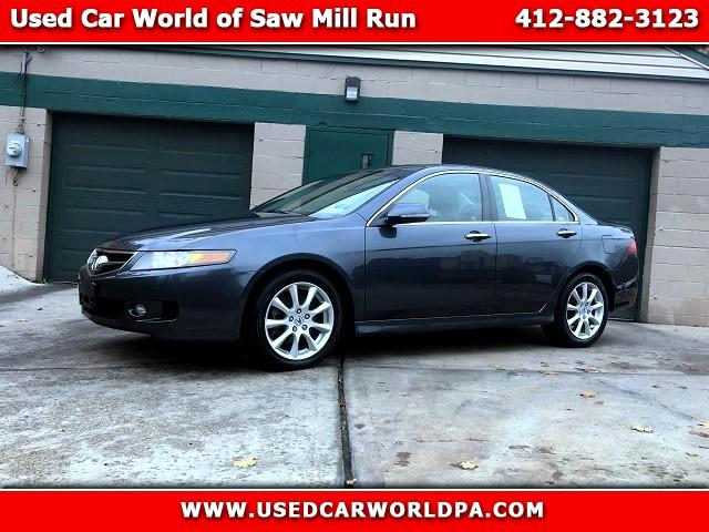 2006 Acura TSX 6-Spd MT