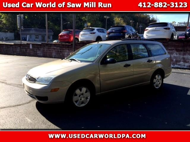 2007 Ford Focus Wagon ZXW SE