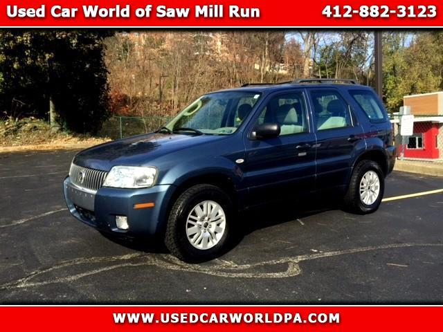 2005 Mercury Mariner Convenience 4WD