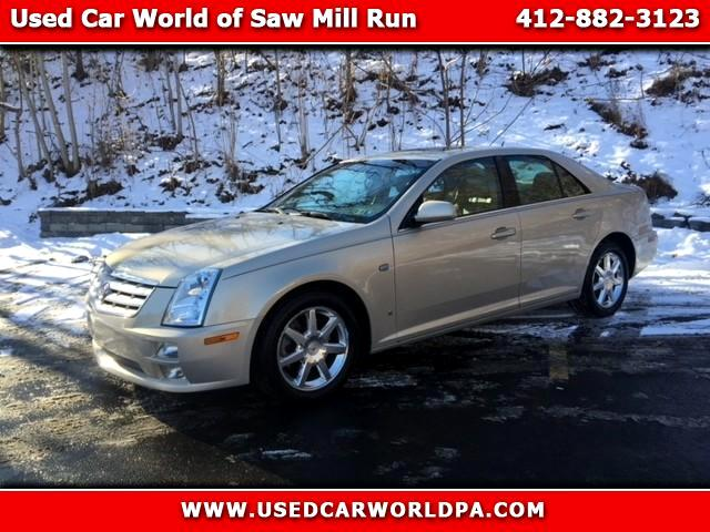 2007 Cadillac STS V6 Luxury