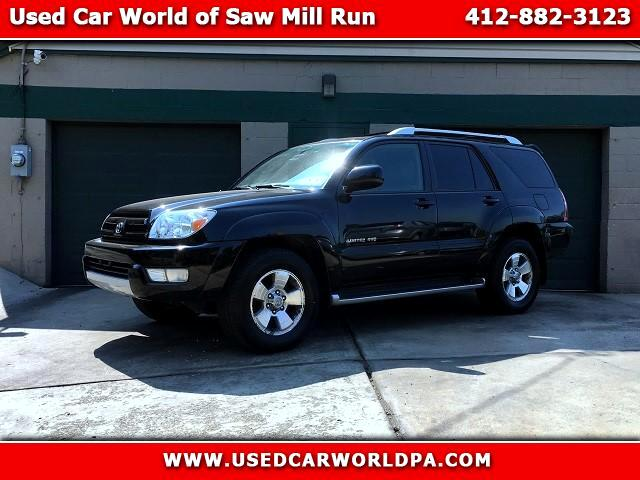 2003 Toyota 4Runner Limited 4WD