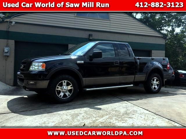 2004 Ford F-150 STX SuperCab Flareside 4WD