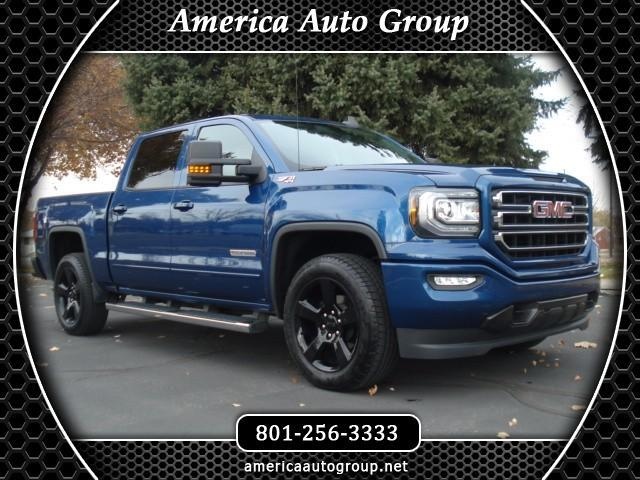 2017 GMC Sierra 1500 SLE Crew Cab Short Box Z71 Elevation Edition 4WD