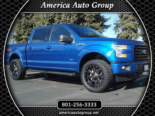 2017 Ford F-150 FX4 SUPERCREW 4WD
