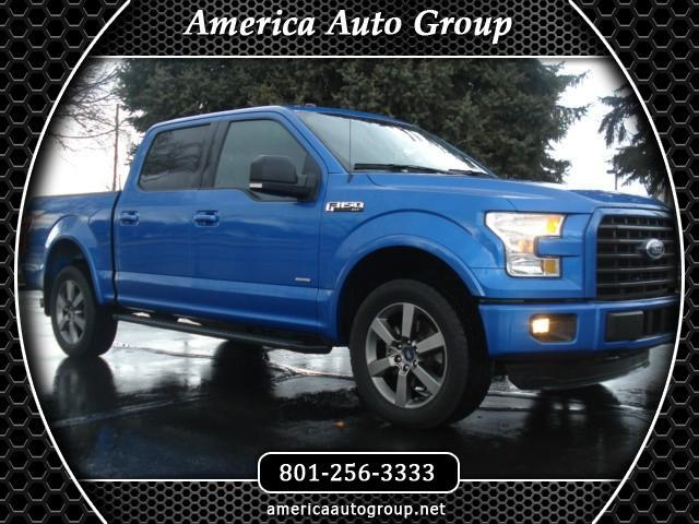 2016 Ford F-150 FX4 SPORT XLT SUPERCREW 4WD