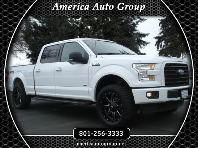 2017 Ford F-150 2017 Ford F-150 FX4 SPORT SUPERCREW 6.5 FT BED 4WD