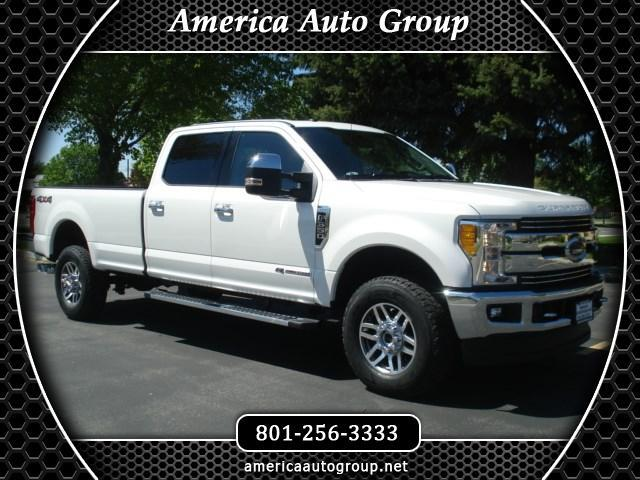 2017 Ford F-350 SD LARIAT ULTIMATE CREW CAB LONG BED 4WD