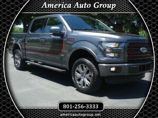 2016 Ford F-150 LARIAT SPORT SPECIAL EDITION 4X4