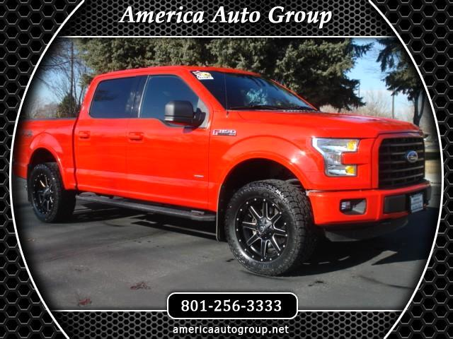2016 Ford F-150 FX4 SPORT SUPERCREW 4WD ECOBOOST