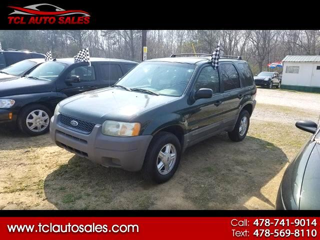 2002 Ford Escape XLS V6 Choice 2WD
