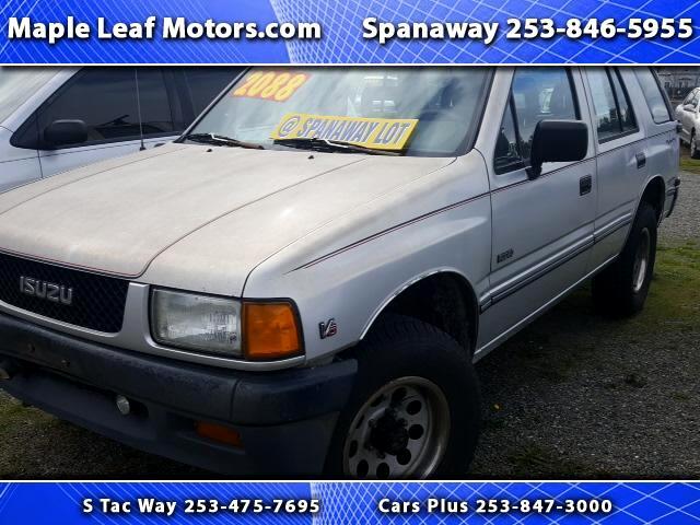 1992 Isuzu Rodeo S 4WD