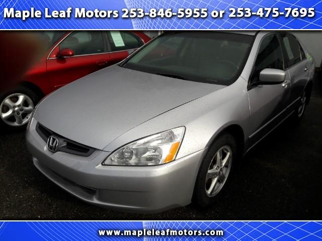 2004 Honda Accord EX Sedan AT