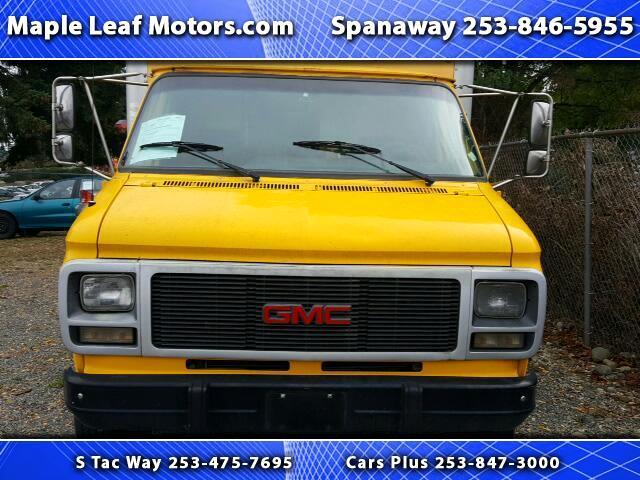 1994 GMC G-Series Van G3500