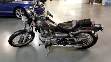 2012 Honda CMX250C