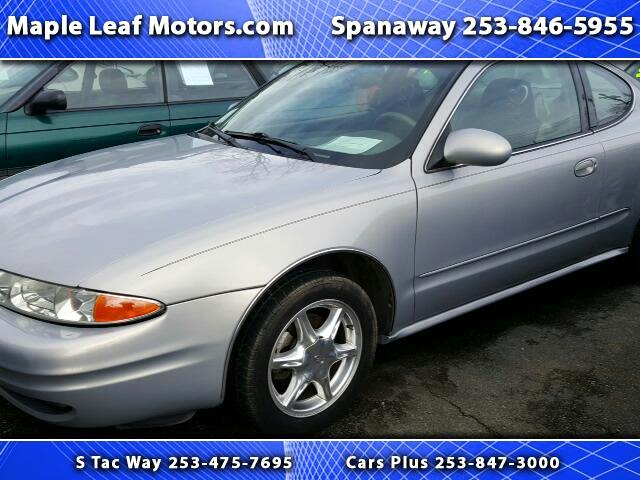 2000 Oldsmobile Alero GLS coupe