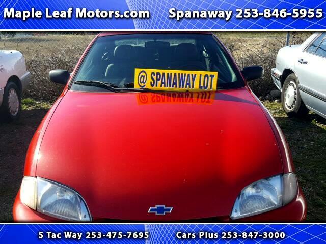 2001 Chevrolet Cavalier Coupe