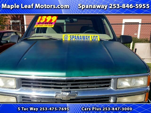 1998 Chevrolet C/K 3500 Crew Cab 4WD
