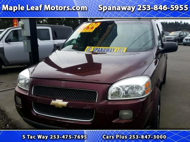 2006 Chevrolet Uplander EXT LT AWD 3LT