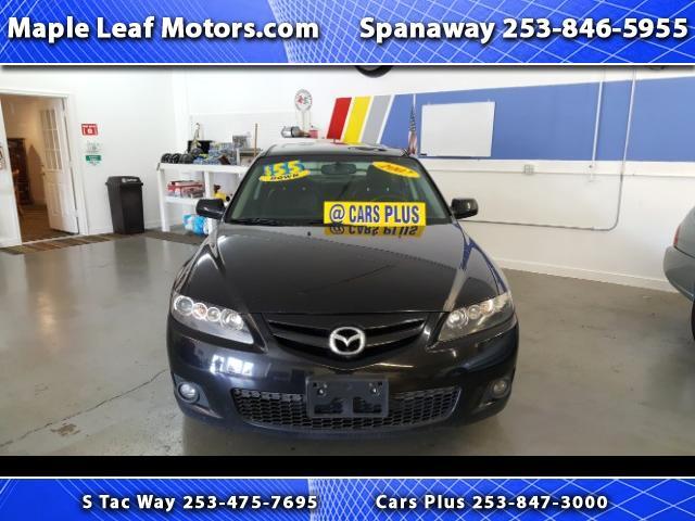 2007 Mazda MAZDA6 s Sports Sedan Grand Touring