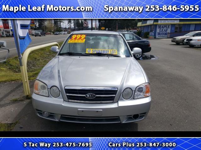 2004 Kia Optima LX V6